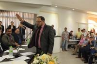 Adilson de Oliveira é empossado prefeito de Vilhena