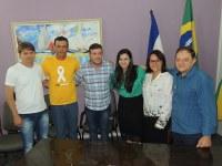 Adilson de Oliveira parabeniza prefeita pela readequação e economia de recursos na obra de asfaltamento