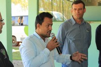 Após aprovarem termo de cooperação, vereadores participam de assinatura do convênio com catadores de resíduos sólidos