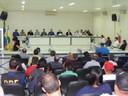 Após audiência pública promovida por Adilson de Oliveira, sobre o trânsito de caminhões no centro da cidade, lei deve ser alterada