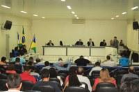 Câmara aprova convênio para atuação da Polícia Militar no trânsito vilhenense
