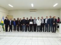 Câmara de Vereadores aprova projeto para solucionar cratera da Macrodrenagem em Vilhena
