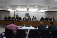 Câmara de Vereadores define membros de comissões permanentes