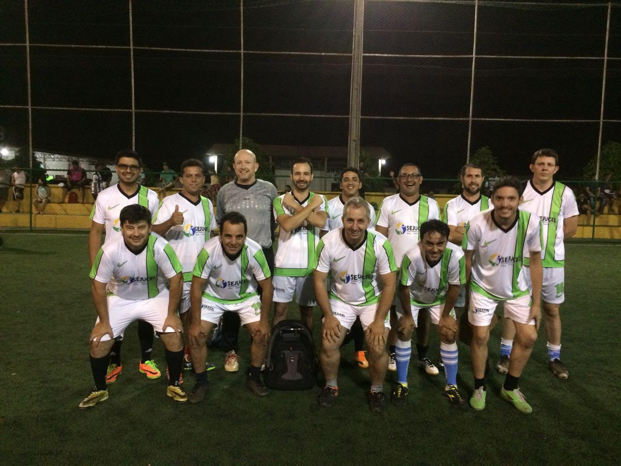Câmara de Vereadores goleia no Intersecretarias e está na semifinal