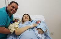 Câmara parabeniza diretor de Comunicação pelo nascimento dos seus filhos gêmeos