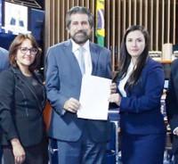 CAPS terá sede própria em Vilhena, Vera da Farmácia conquista verba de R$ 500 mil para construção junto ao senador Valdir Raupp