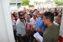 Com apoio de vereador, mais de 400 pessoas fazem triagem oftalmológica gratuita em projeto social em Vilhena