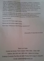 Corretor de imóveis defende vereadores e prefeito em nota sobre o IPTU em Vilhena