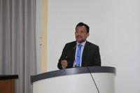 França Silva comemora a abertura do atendimento dos exames de Mamografia