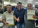 França Silva da Rádio entrega títulos definitivos de imóveis urbanos a famílias vilhenenses