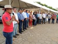 França Silva elogia sucesso do 2º Portal do Agronegócio em Vilhena