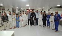 Jiu-Jitsu: Rafael Maziero e Samir Ali incentivan o esporte vilhenense