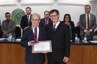 Jurista vilhenense é agraciado como título de Cidadão Honorário pela Câmara de Vereadores
