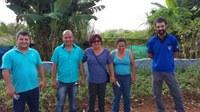 Leninha do Povo indica e prefeitura inicia processo de implantação de hortas comunitárias