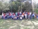 Margem do Melgaço recebe árvores nativas em projeto do vereador Rafael Maziero