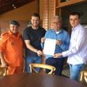 Maziero entrega pedido de melhorias no aeroporto para que Vilhena possa receber aeronaves maiores