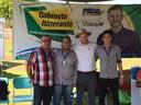 Maziero leva gabinete itinerante no Portal do Agronegócio
