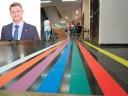 Maziero solicita urgência em sinalização inovadora de corredores e alas do Hospital Regional
