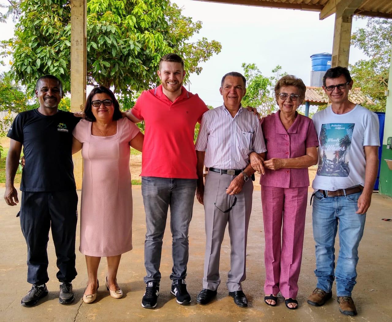 ONG 'O Caminho' recebe recurso destinado por Leninha do Povo