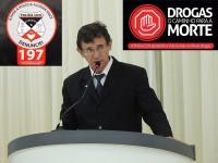 Polícia Civil de Rondônia dá início à campanha de combate às drogas e tem apoio da Câmara de Vereadores