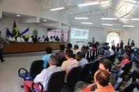População questiona e debate com Energisa em Audiência Pública presidida por França Silva e Maziero