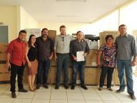 Presidente Adilson de Oliveira investe e adquire 20 impressoras para a Câmara de Vilhena