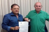 Presidente da Câmara de Vilhena consegue duas ambulâncias para Vilhena através de emenda do deputado Lebrão