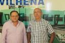 Presidente da Câmara e agente de saúde alertam para o aparecimento de um novo mosquito da dengue em Vilhena