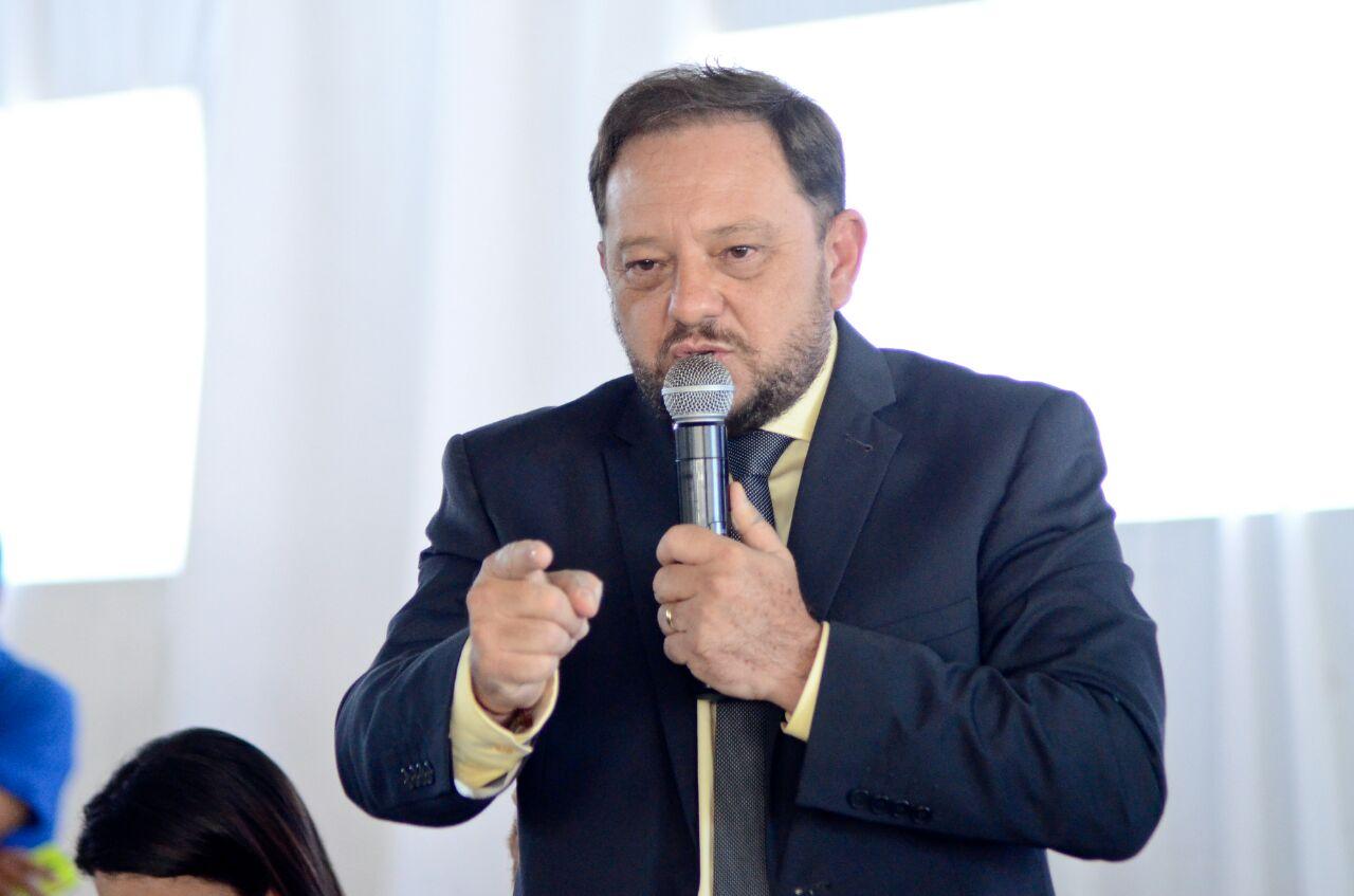 Presidente da Câmara faz indicação para que Estado assuma a administração do Hospital Regional