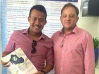 Presidente da Câmara participa de oficinas pedagógicas do TCE-RO em Porto Velho