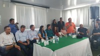 Presidente da Câmara prestigia inauguração de Raio-X digital no Hospital Regional em Vilhena