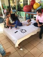 Presidente da Câmara, Samir Ali, consegue fisioterapeuta para a APAE de Vilhena