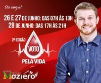 Rafael Maziero convida à população para a 2º Campanha do Voto pela Vida