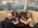 Reunião trata de implantação da Escola do Legislativo em Vilhena