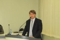 Rogério Golfetto convoca secretário municipal de Saúde para prestar esclarecimentos