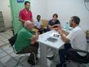 Rogério Golfetto pede a prefeito que substitua janelas de madeira por blindex no Hospital Regional
