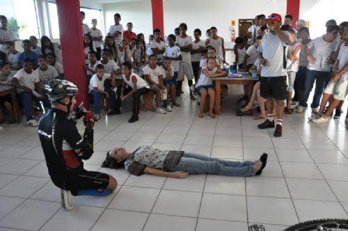 Rogério Golfetto propõe palestras educativas de trânsito com pessoas acidentadas