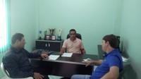 Rogério Golfetto, Secretário de Esportes e assessoria de deputado se reúnem para debater Campeonato Paraolímpico em Vilhena