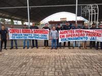 Ronildo Macedo abraça luta de agentes penitenciários por realinhamento salarial