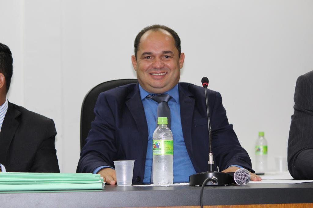 Ronildo Macedo assume como novo presidente da Câmara de Vereadores de Vilhena