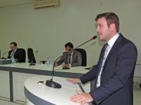 Samir Ali faz indicação parlamentar para instalar lixeiras no acesso ao aeroporto