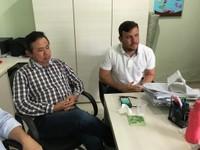 Samir Ali faz requerimento ao prefeito para que salários de agentes de saúde tenham piso salarial elevado