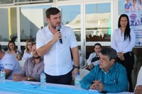 Samir Ali participa de solenidade de abertura da POC Itinerante da Saúde
