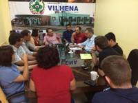 Secretário municipal de Saúde pede ajuda a vereadores para custeio de SAMU