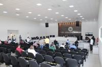Veja os projetos aprovados na 25ª sessão ordinária da Câmara de Vereadores
