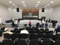 Veja os projetos aprovados na 29ª sessão ordinária da Câmara de Vereadores