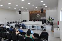 Veja os projetos lidos na 14ª sessão ordinária da Câmara de Vereadores