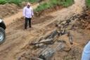 Vereador faz mapeamento de pontos críticos das estradas de São Lourenço