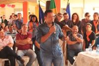"""Vereador França Silva prestigia inauguração de escola municipal: """"É investido na educação que mudamos Vilhena"""""""