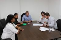 Vereador Rafael Maziero busca melhorias para o aeroporto e infraestrutura da cidade